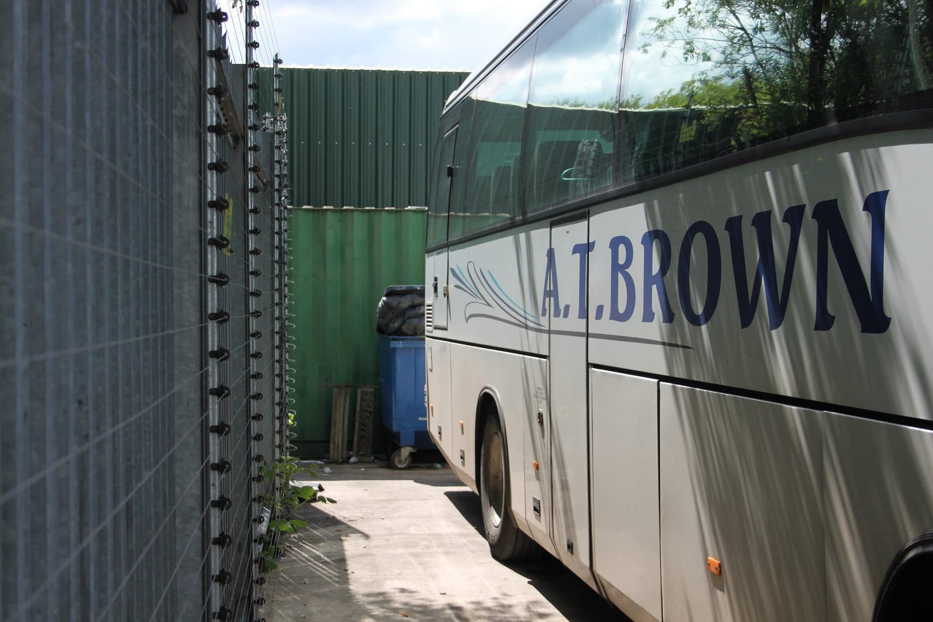 AT Brown (Coaches) Telford (30) (1)